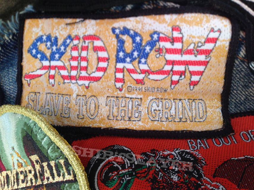 Slave to the grind U.S.A.