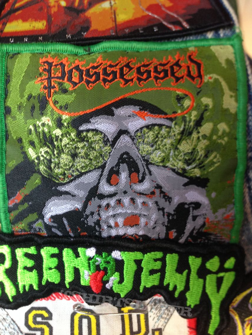 Bootleg green boarder