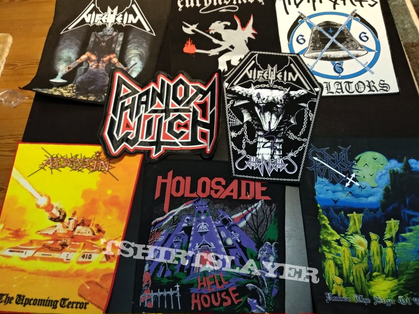 Backpatch Collection