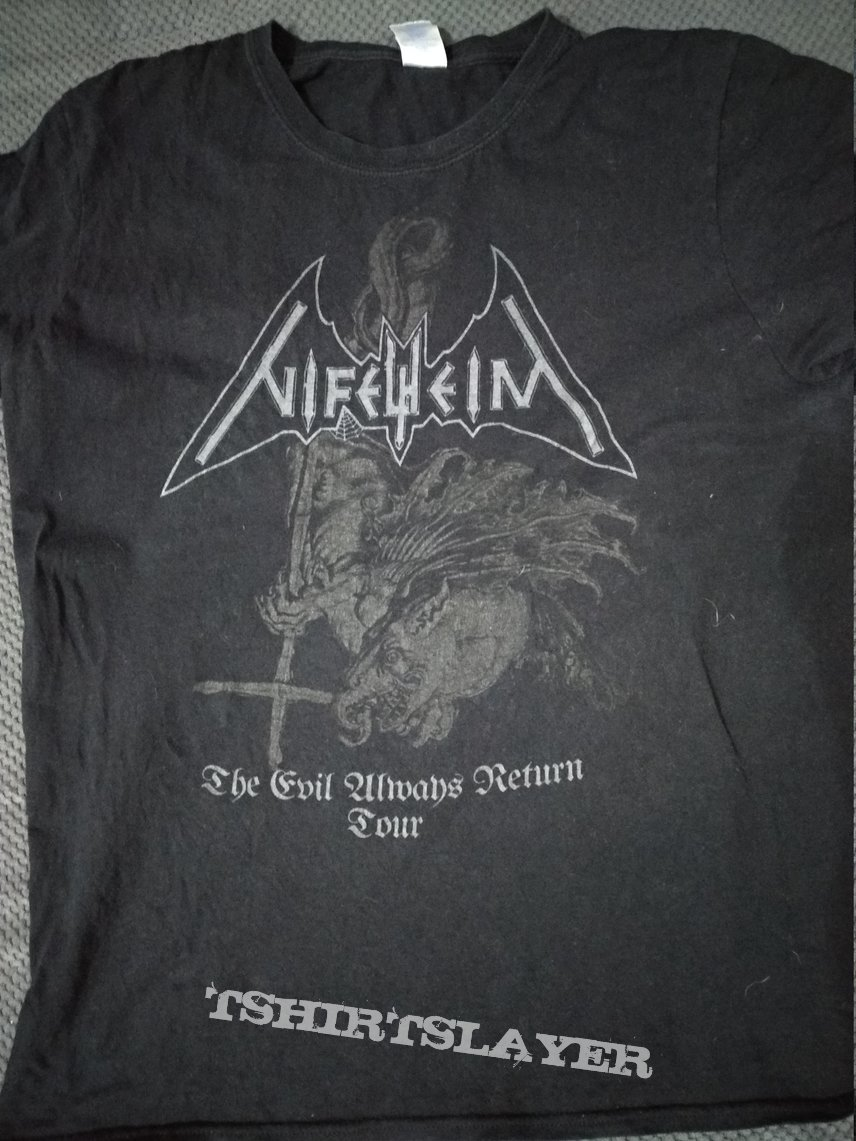 Nifelheim - The Evil Always Returns Shirt