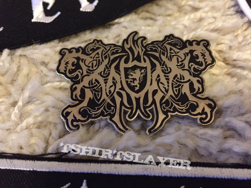 Kroda/UKR Black Metal - Tribute vest patches