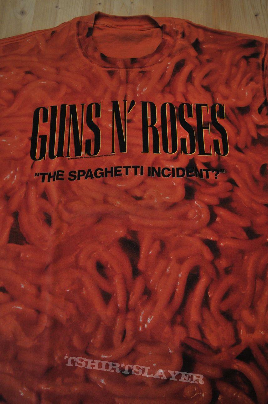 guns n roses spaghetti incident