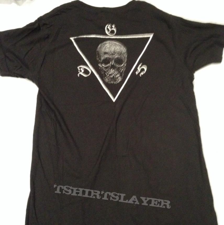 Grinning Deaths Head Golden Dawn Shirt