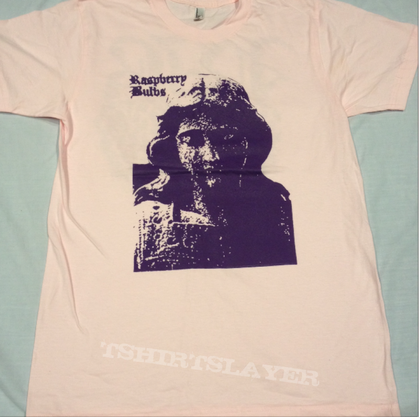 Raspberry bulbs weeping angel tshirtslayer tshirt and for Band t shirt designs for sale