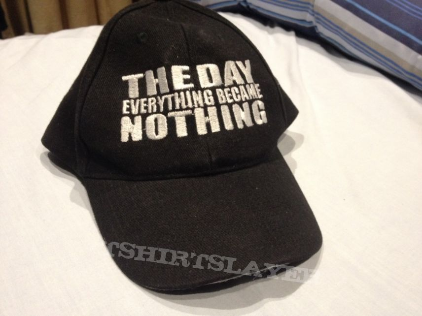 The Day Everything Became Nothing cap