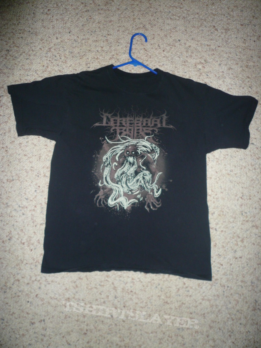 TShirt or Longsleeve - Cerebral Bore-Cthulhu and Evil Spirits