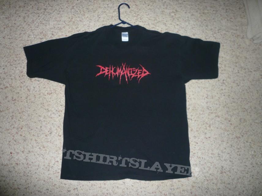 TShirt or Longsleeve - Dehumanized-Logo