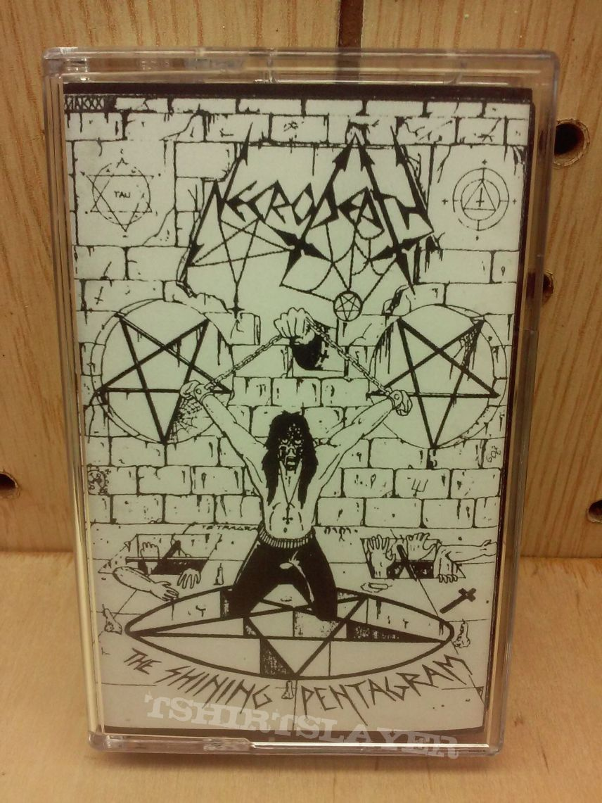 Necrodeath - The Shining Pentagram (Demo Tape)