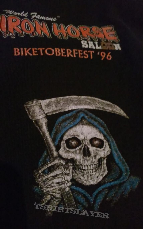 Iron Horse Saloon BiketoberFest '96
