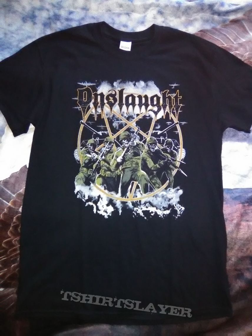 Onslaught (t-shirt)