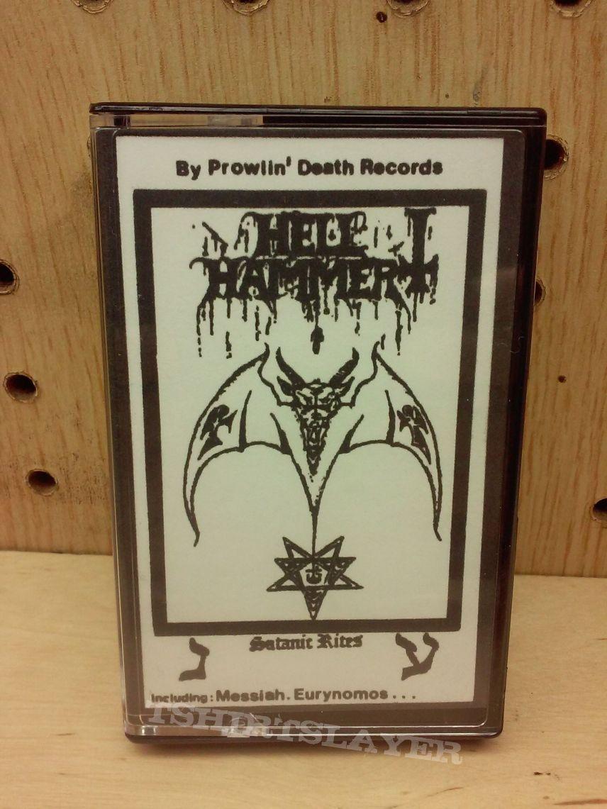 Hellhammer - Satanic Rites (Bootleg Demo Tape)