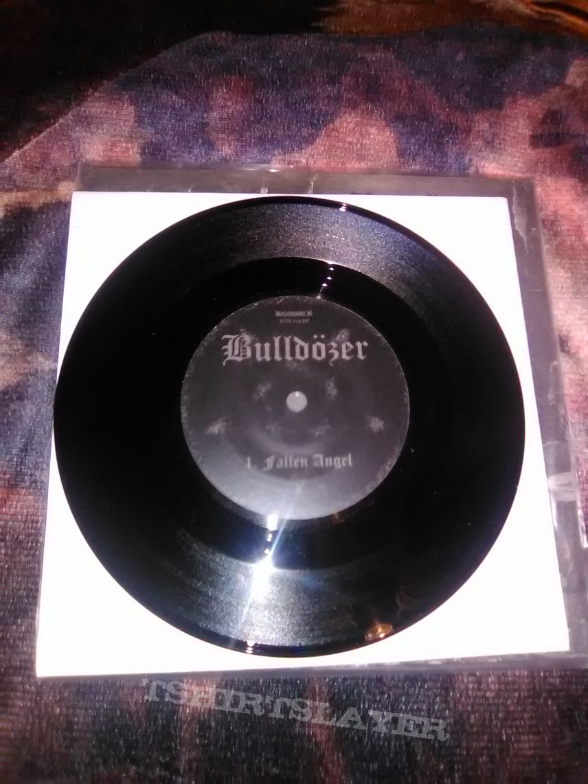 "Bulldözer - Fallen Angel (7"" Single)"