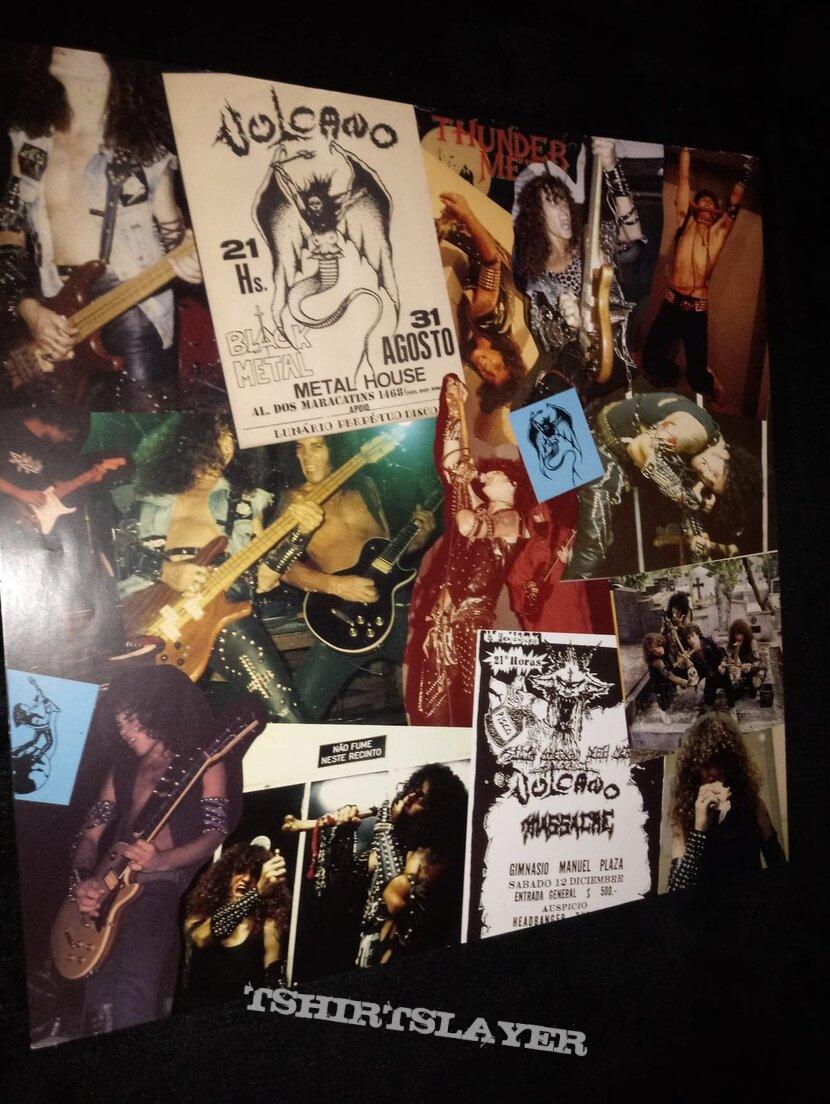 Vulcano - Bloody Vengeance (Reissue LP)
