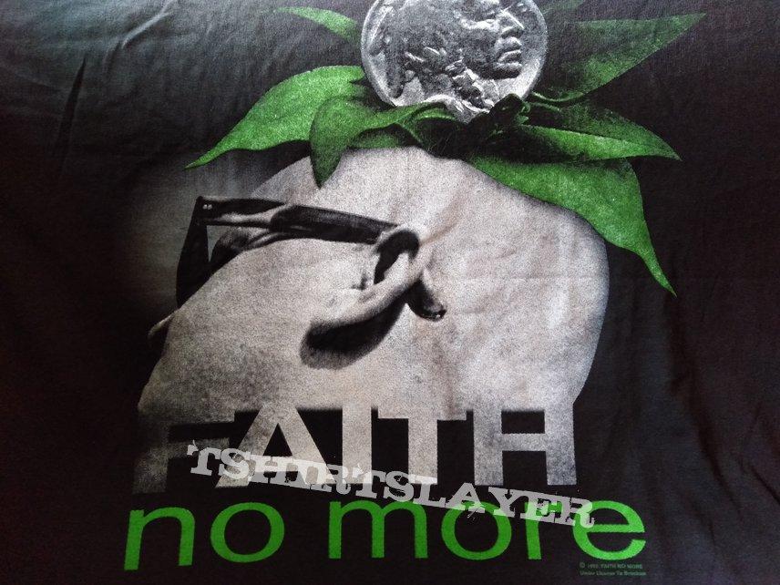 Vintage Faith No More tour shirt