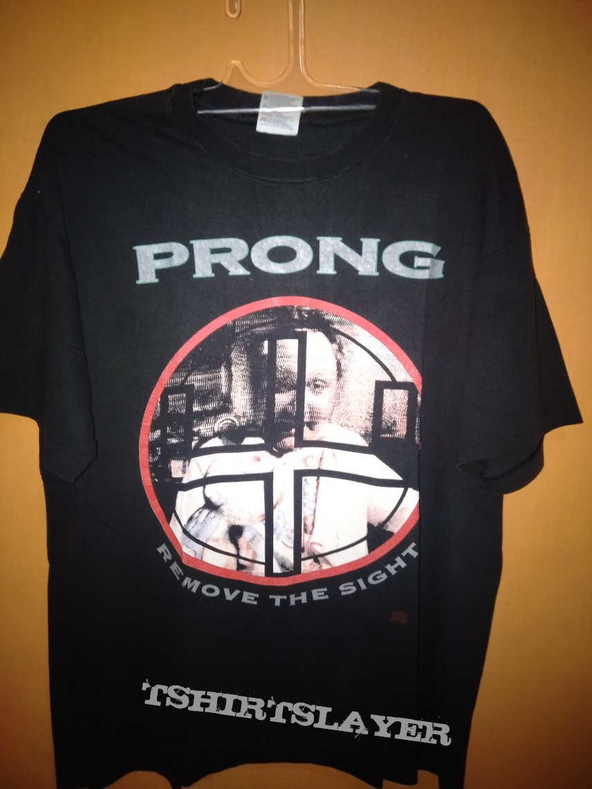 Vintage Prong remove the sight tour 1994
