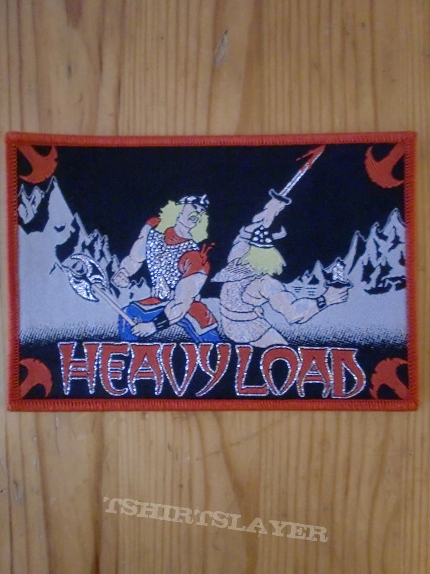 "Heavy Load - ""Metal Conquest"" Patch"