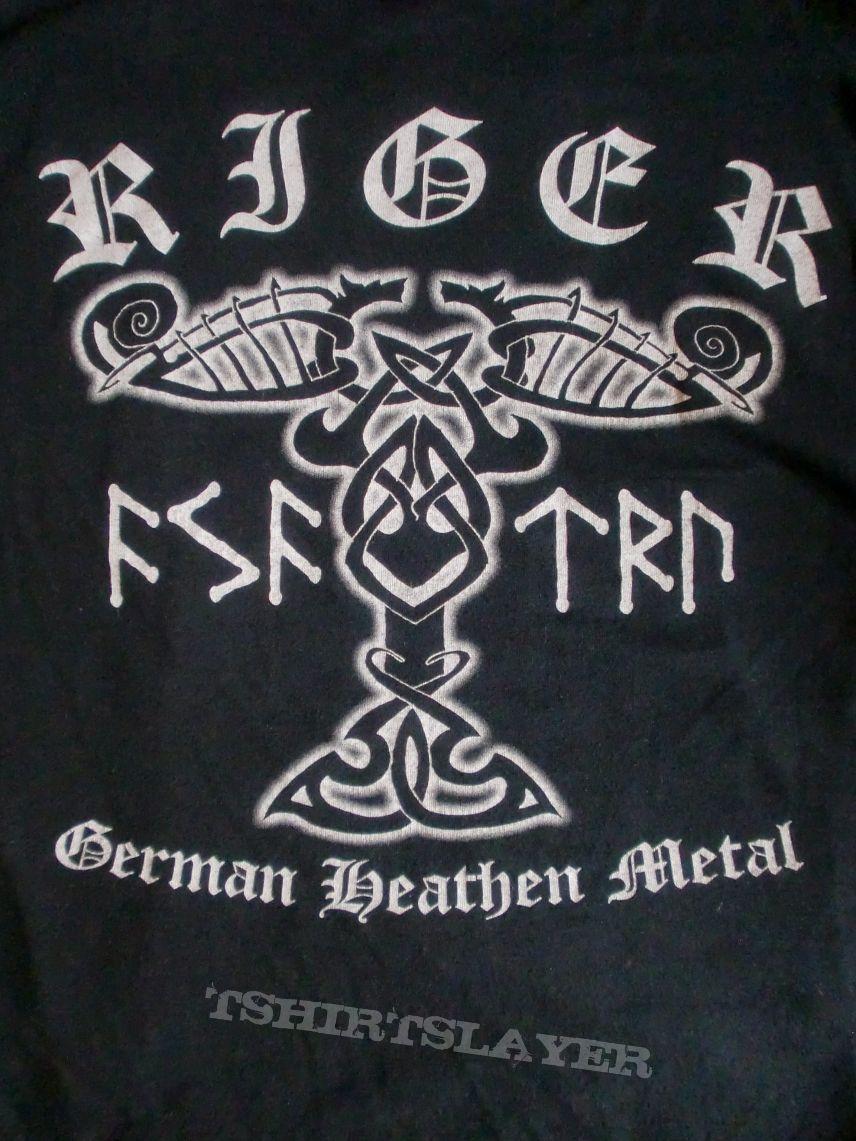 "Riger ""German Heathen Metal"" Shirt"