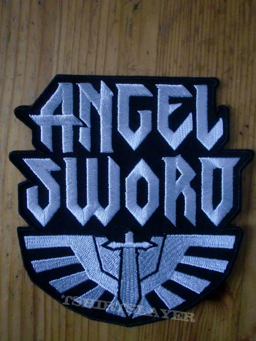 Angel Sword New Logo Patch