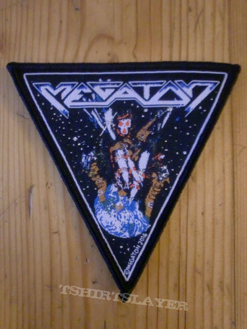 "Megaton (MEX) -  ""Megaton"" Triangle Patch"
