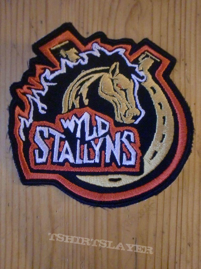 Wyld Stallyns  Logo Patch