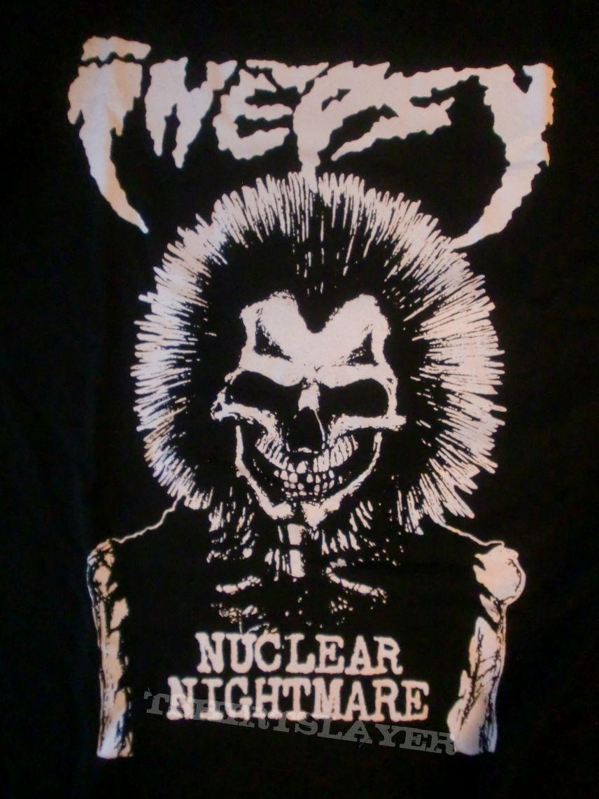 "Inepsy - ""Nuclear Nightmare"" Shirt XXL"