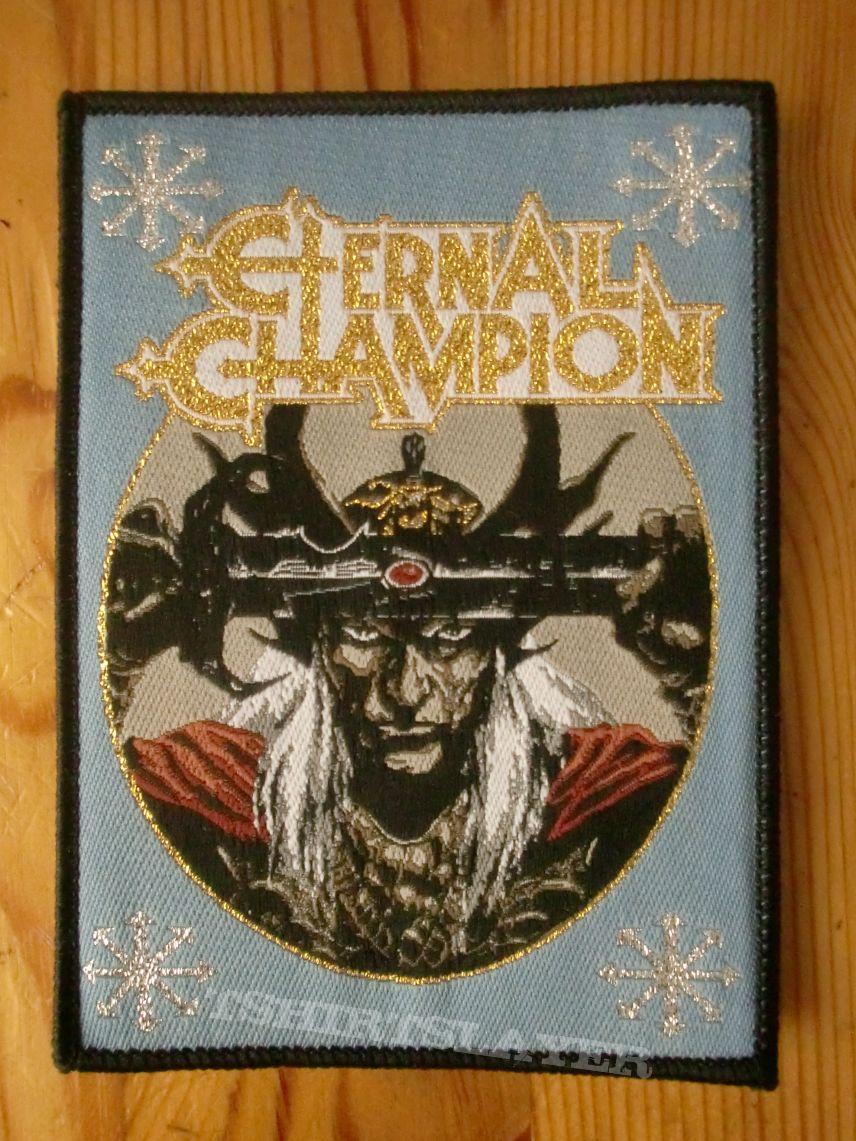 Eternal Champion Patch - Black Border Version