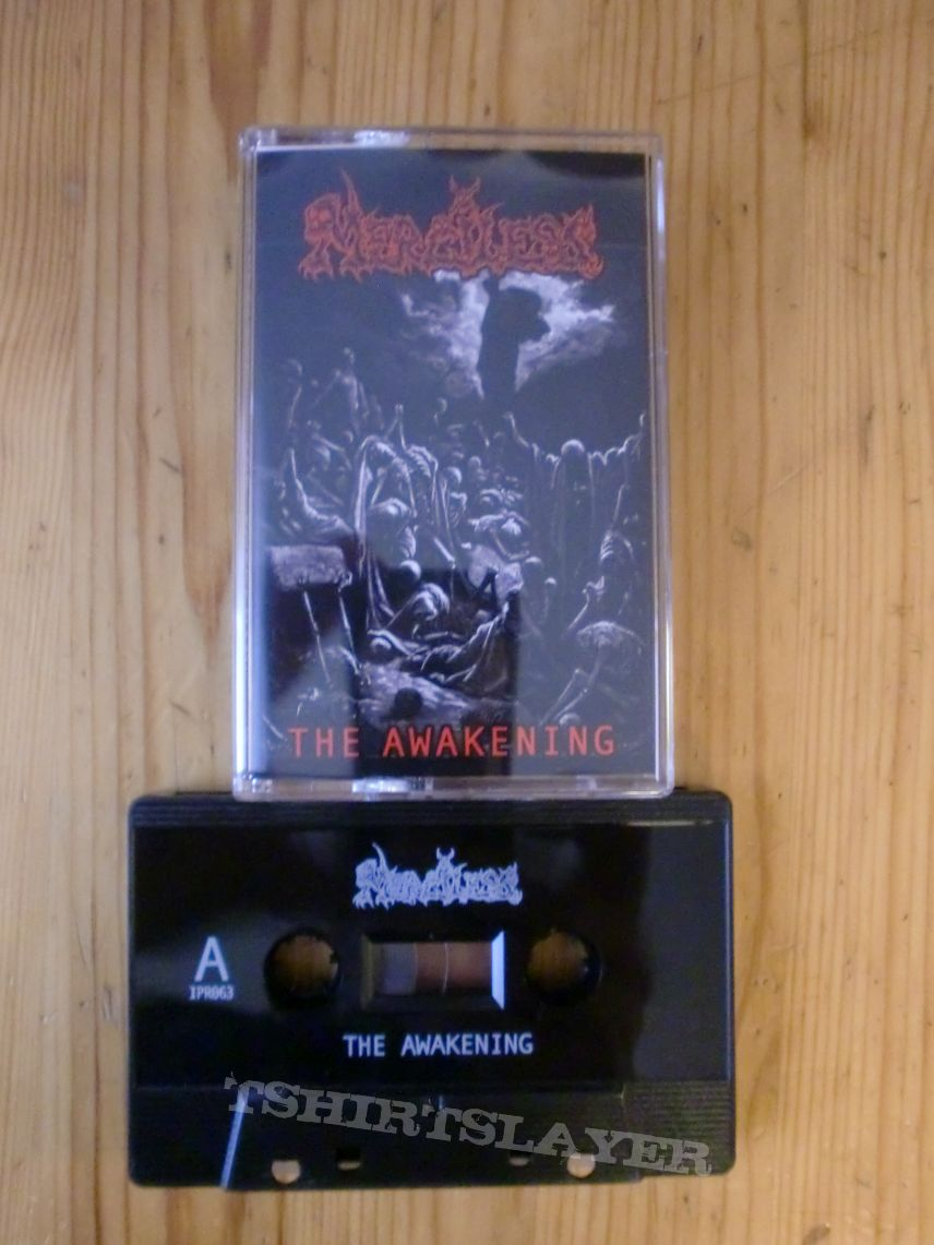"Merciless (SWE) - ""The Awakening"" Tape"