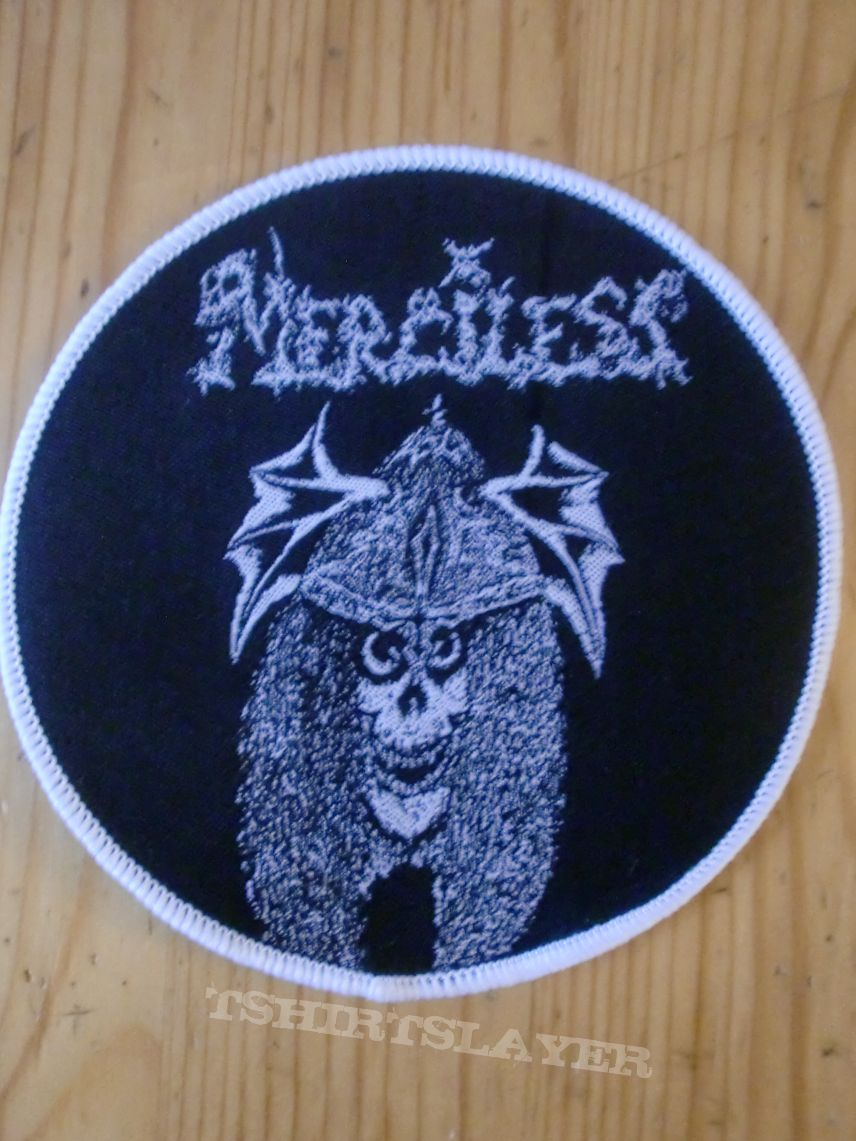 Merciless (SWE) Patch