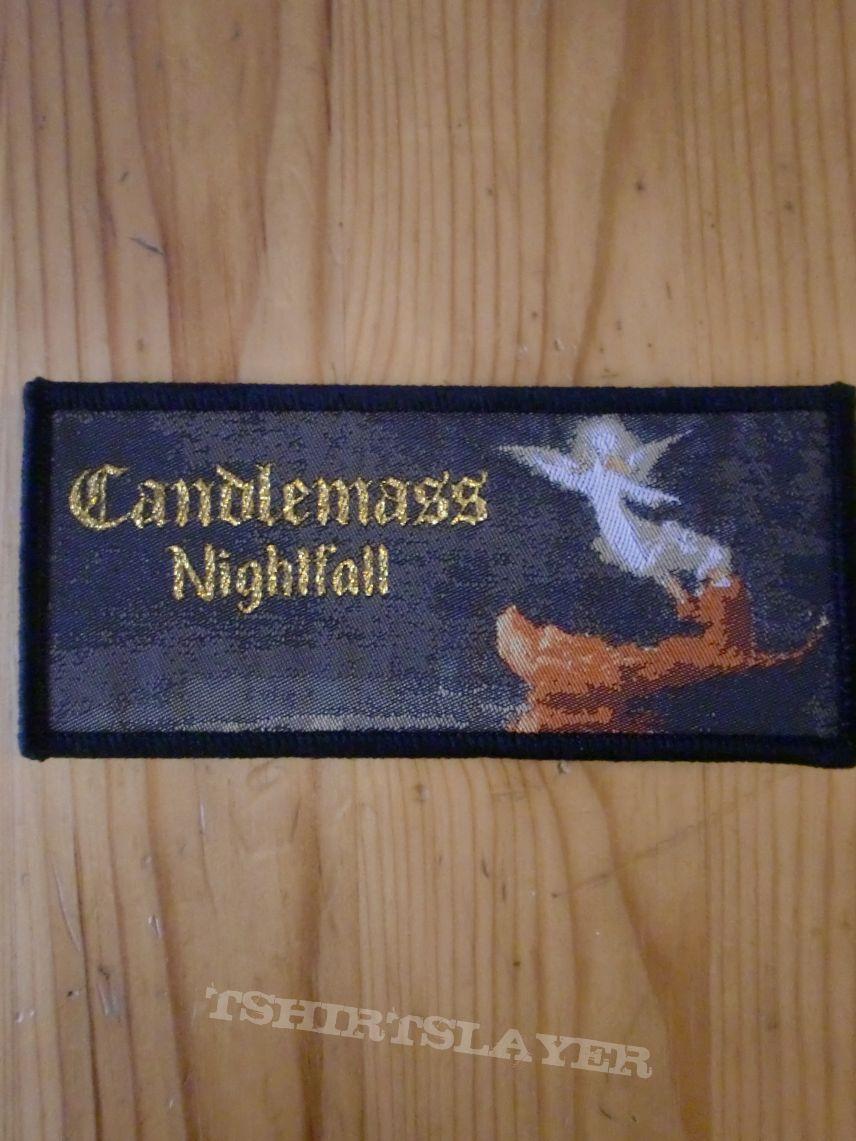 """Candlemass - """"Nightfall"""" Patch"""