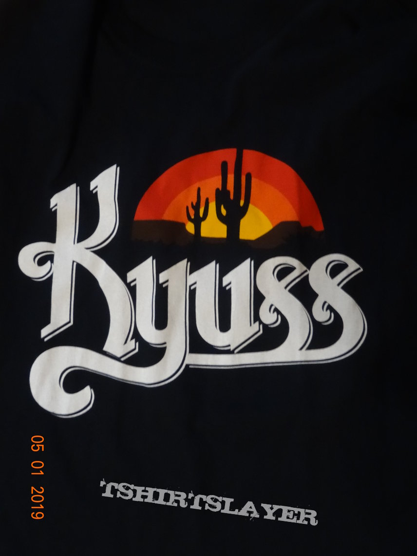 """Kyuss """"Welcome To Sky Valley"""" Shirt XXL"""