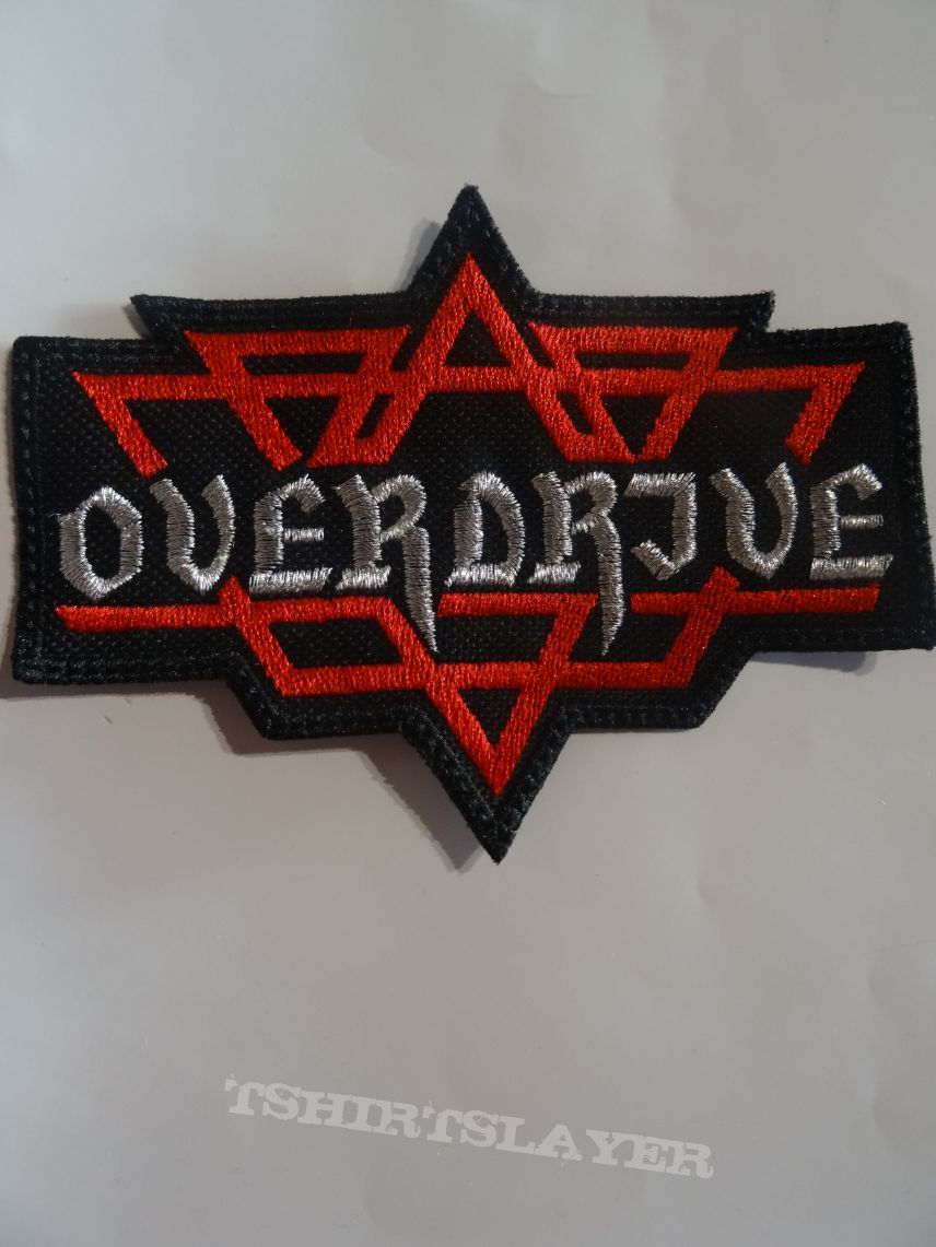 Overdrive - Logo Patch