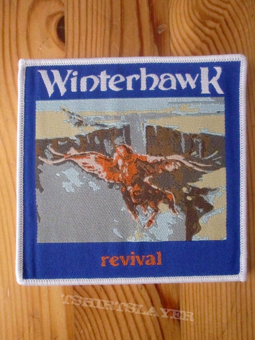 "Winterhawk - ""Revival"" Patch"