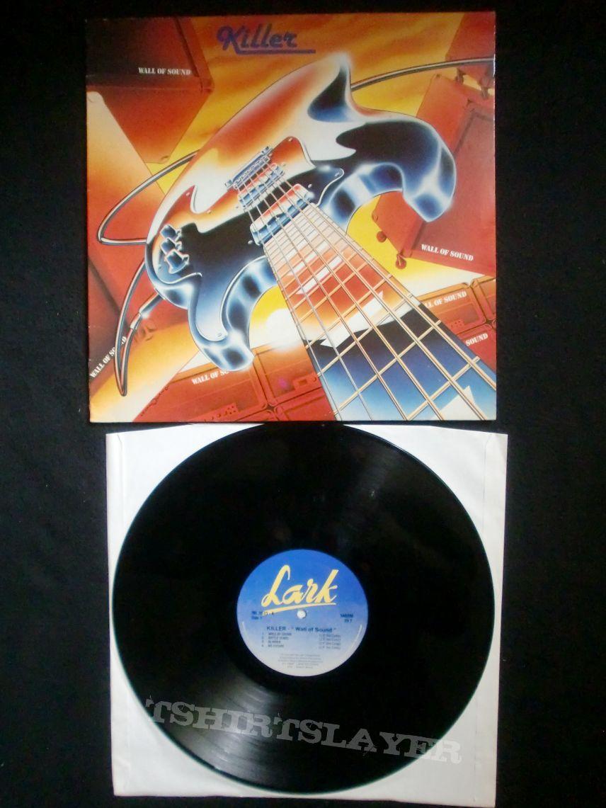 """Killer """"Wall Of Sound"""" Vinyl"""