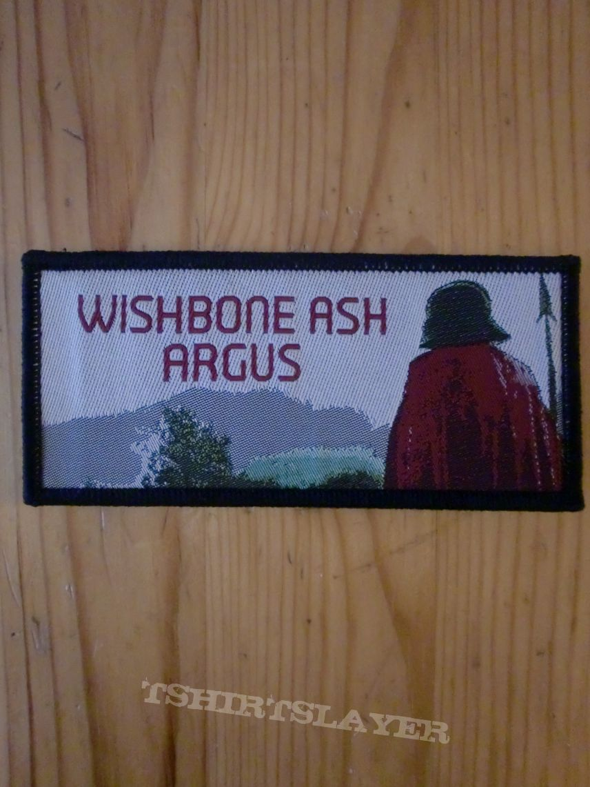 "Wishbone Ash - ""Argus"" Patch"