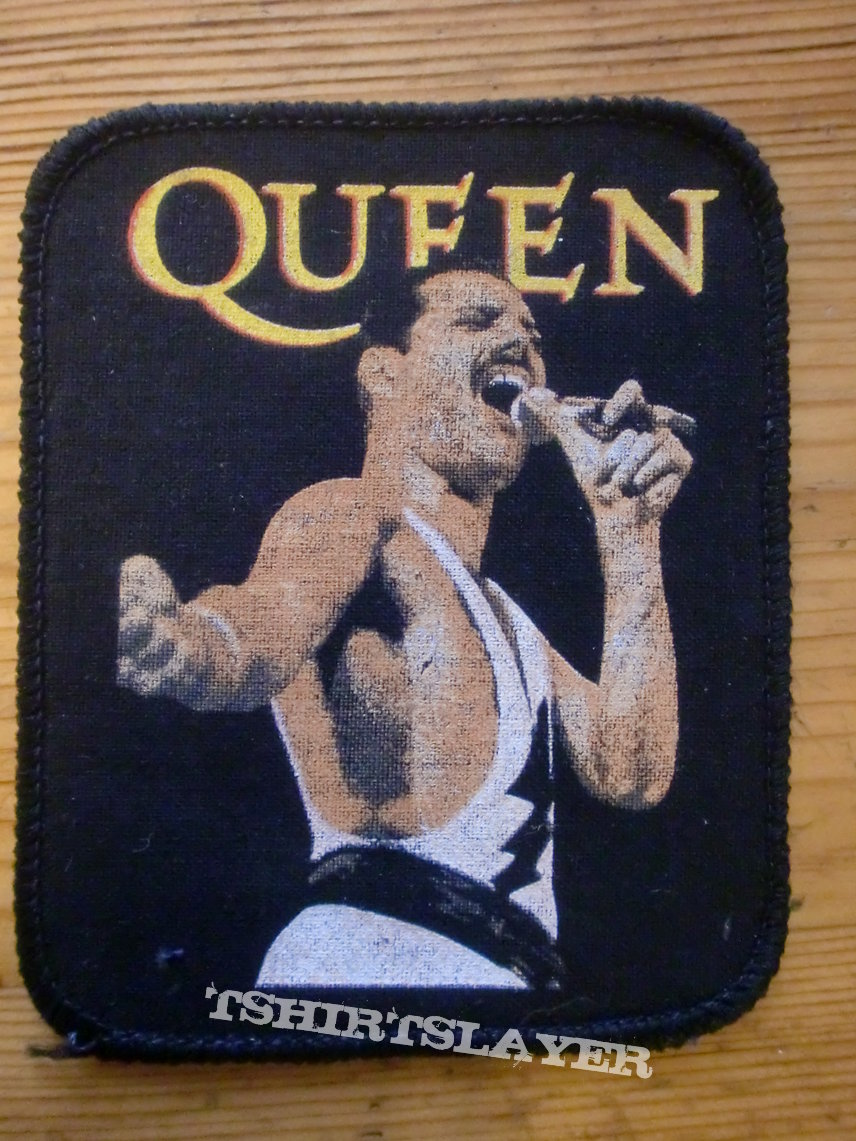 "Queen - ""Freddy Mercury"" Patch"