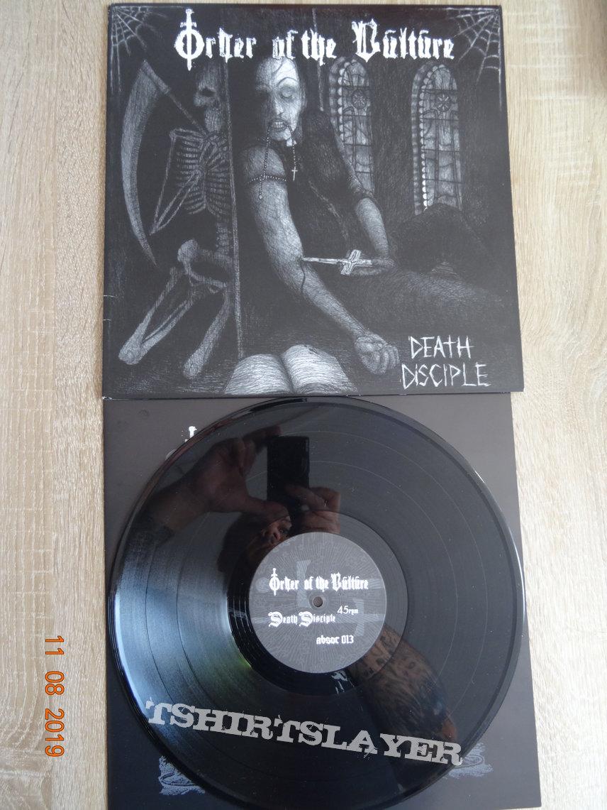 "Order Of The Vulture - ""Death Disciple"" Vinyl"