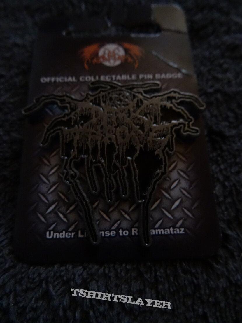 Darkthrone Pin