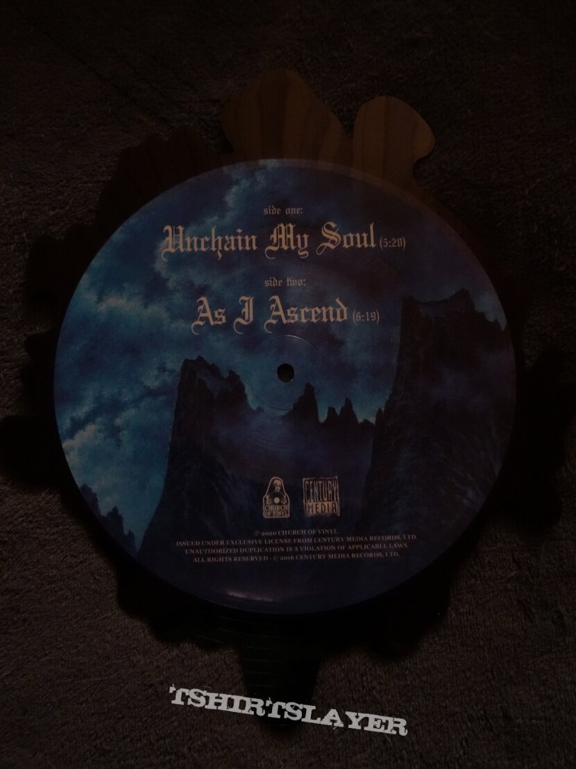 "Dark Funeral - ""Unchain My Soul"" Mini Picture Vinyl"