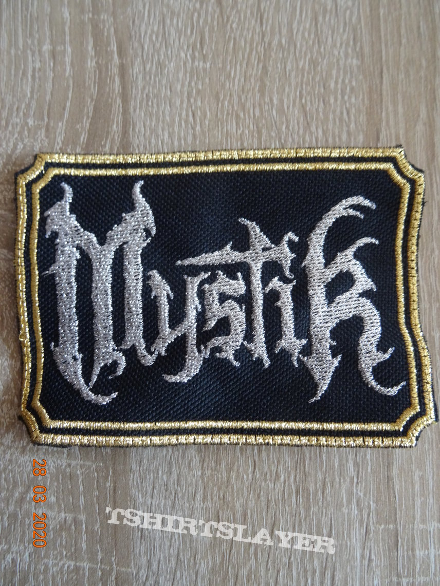 Goatmoon EmblemEmbroidered PatchFinnish Black Metal Band