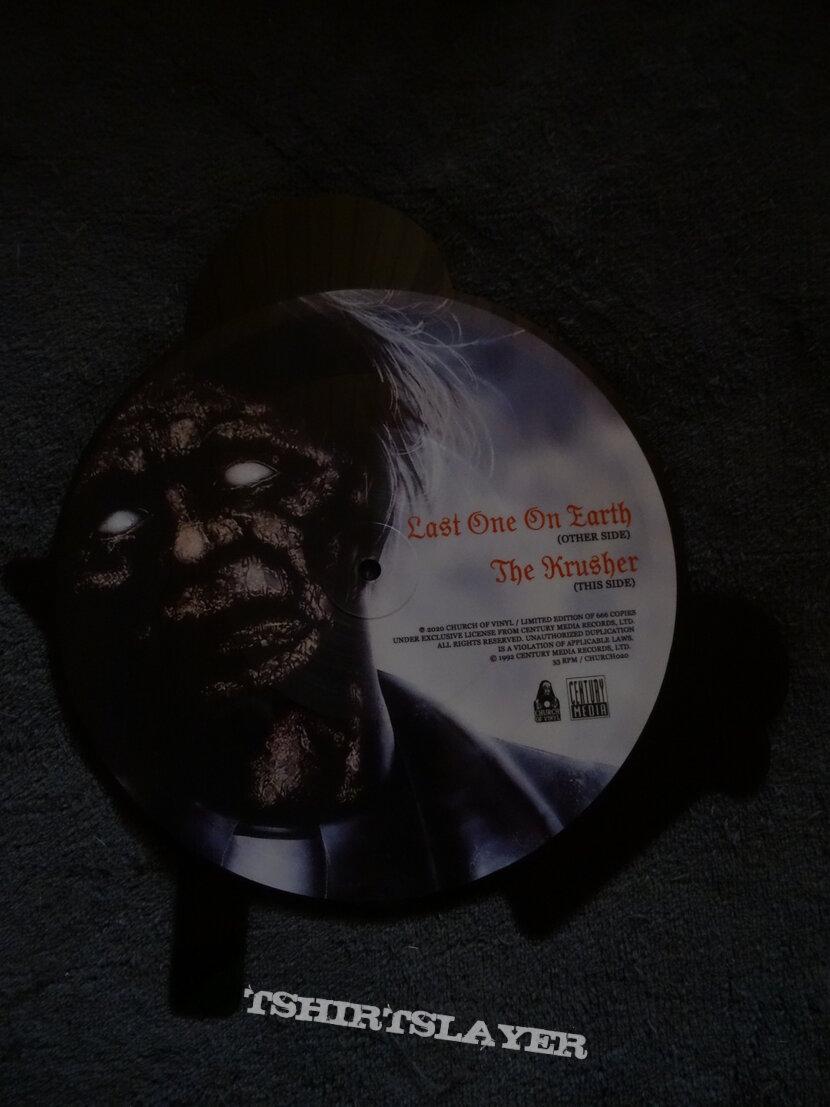 "Asphyx - ""Last One On Earth"" Mini Picture Vinyl"