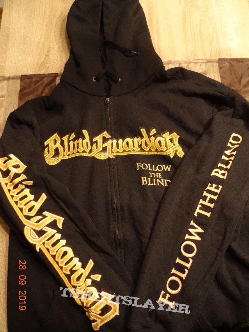 "Blind Guardian - ""Follow The Blind"" Zip-Hoodie XXL"