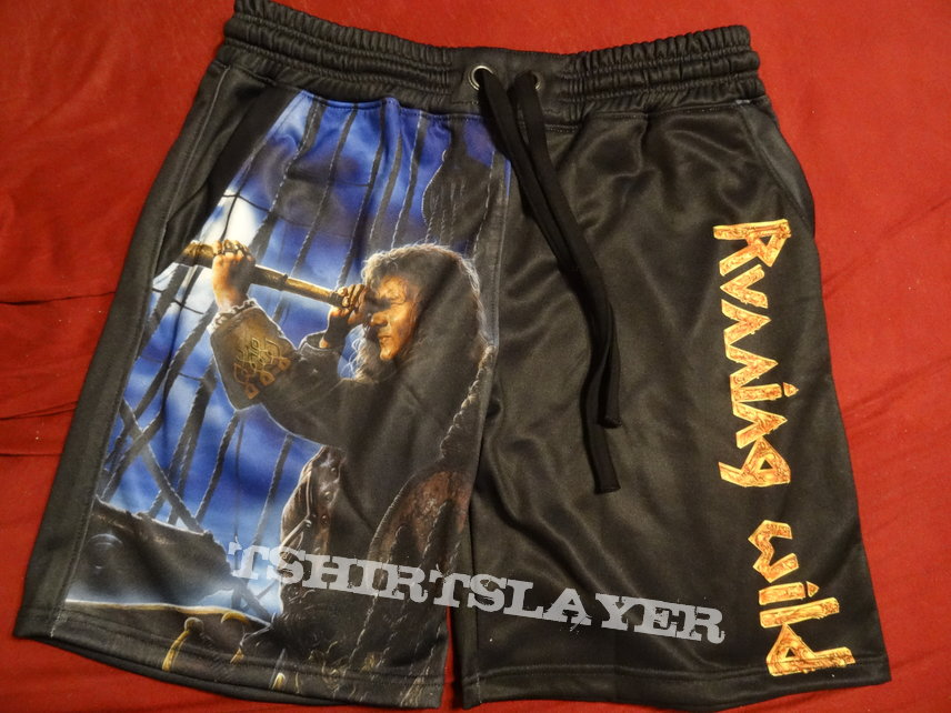 "Running Wild ""The Privateer"" Shorts"