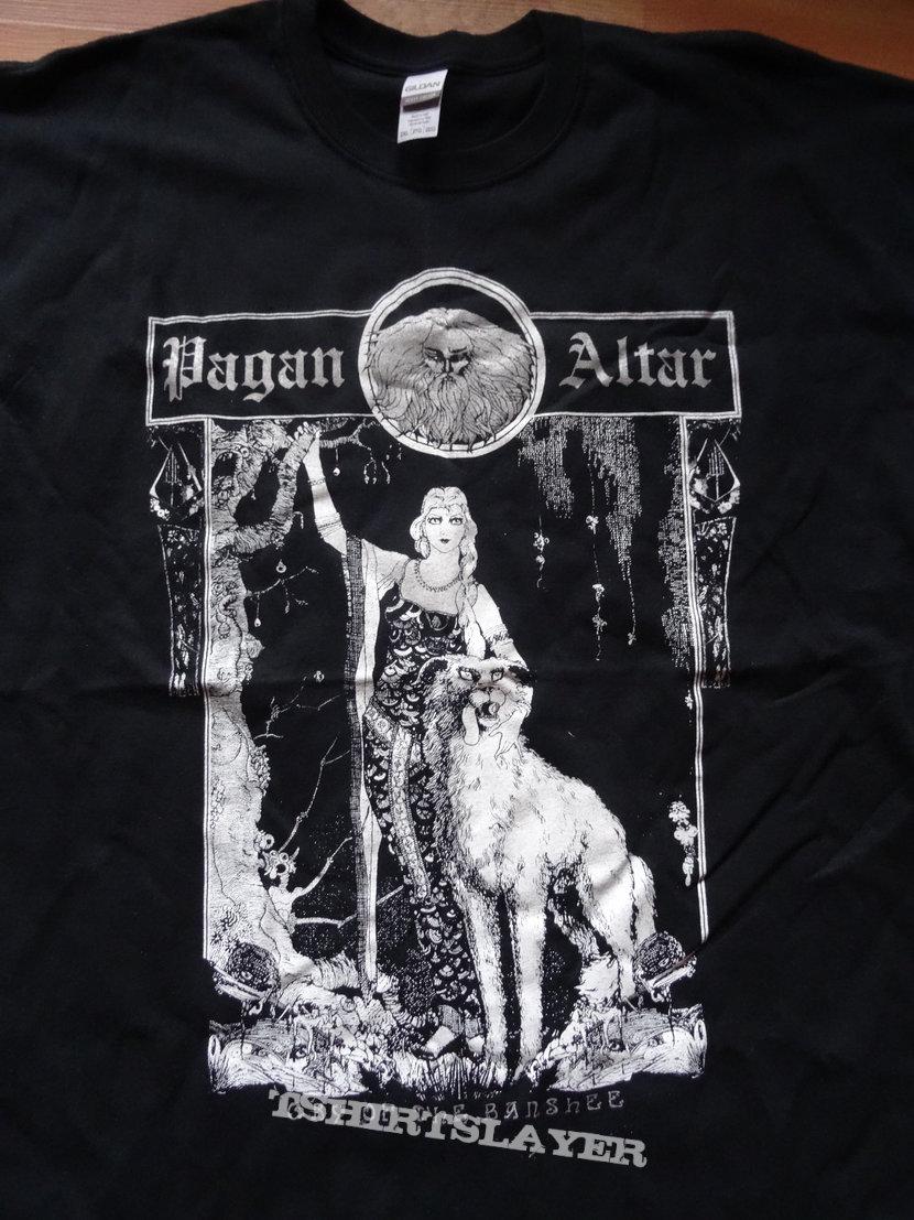 """Pagan Altar - """"Cry Of The Banshee"""" Shirt"""