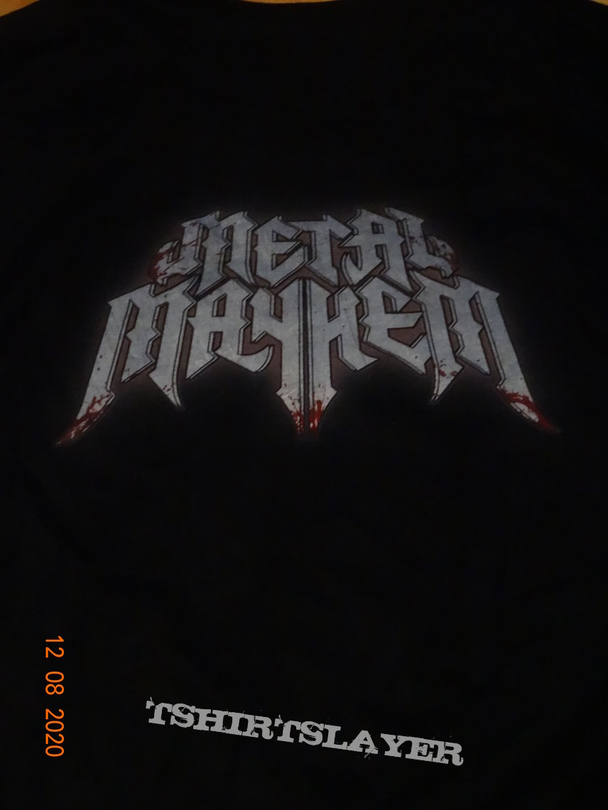 Metal Mayhem Shirt XXL