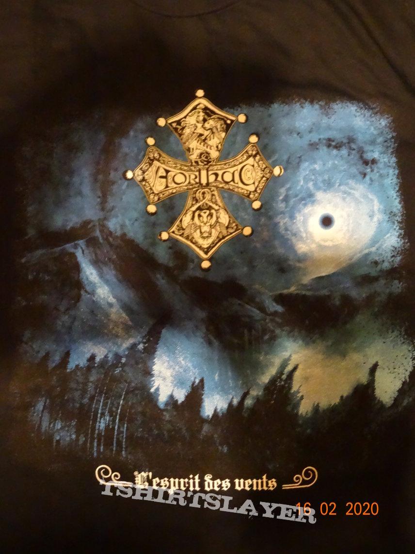 """Aorlhac - """"L'esprit Des Vents"""" Shirt XL"""