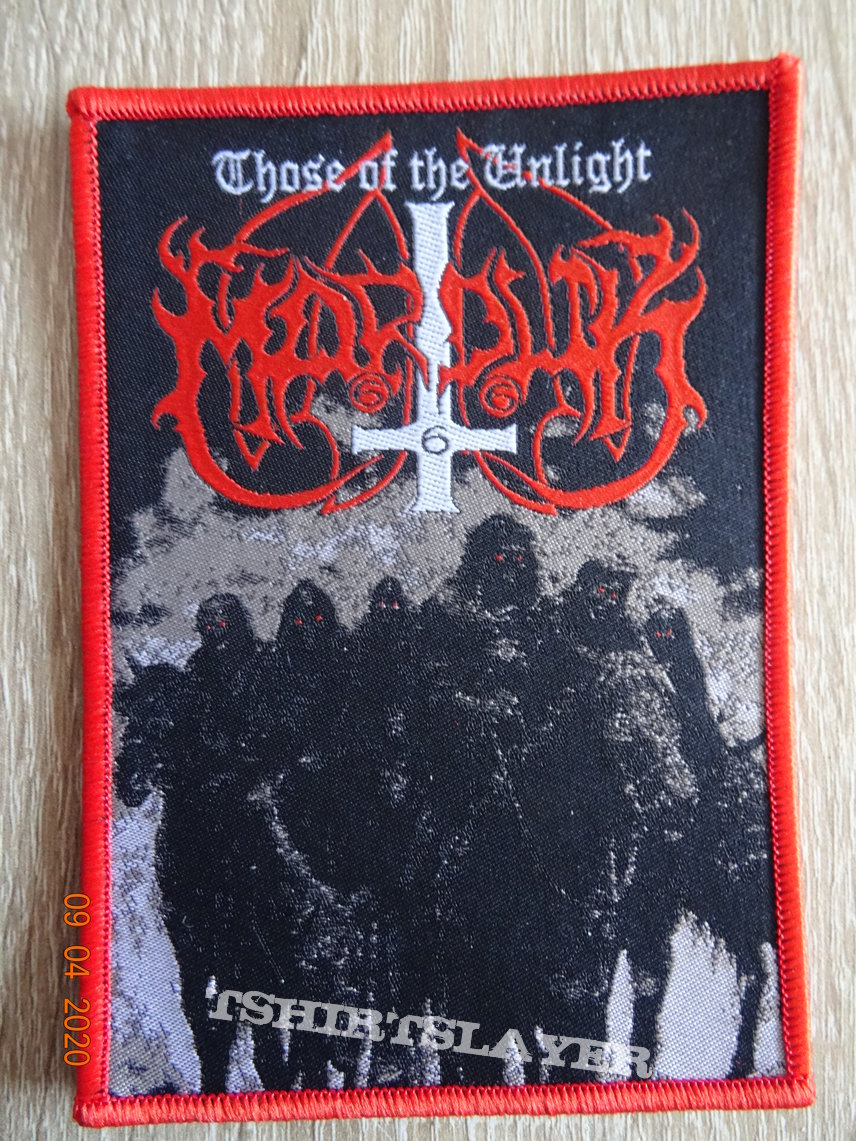 "Marduk - ""Those Of The Unlight"" Patch"