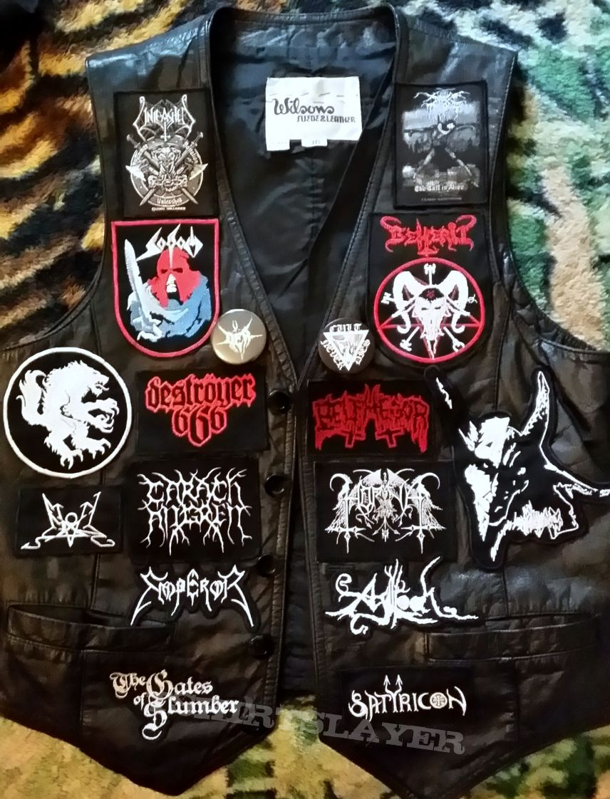Battlevest nearing completion