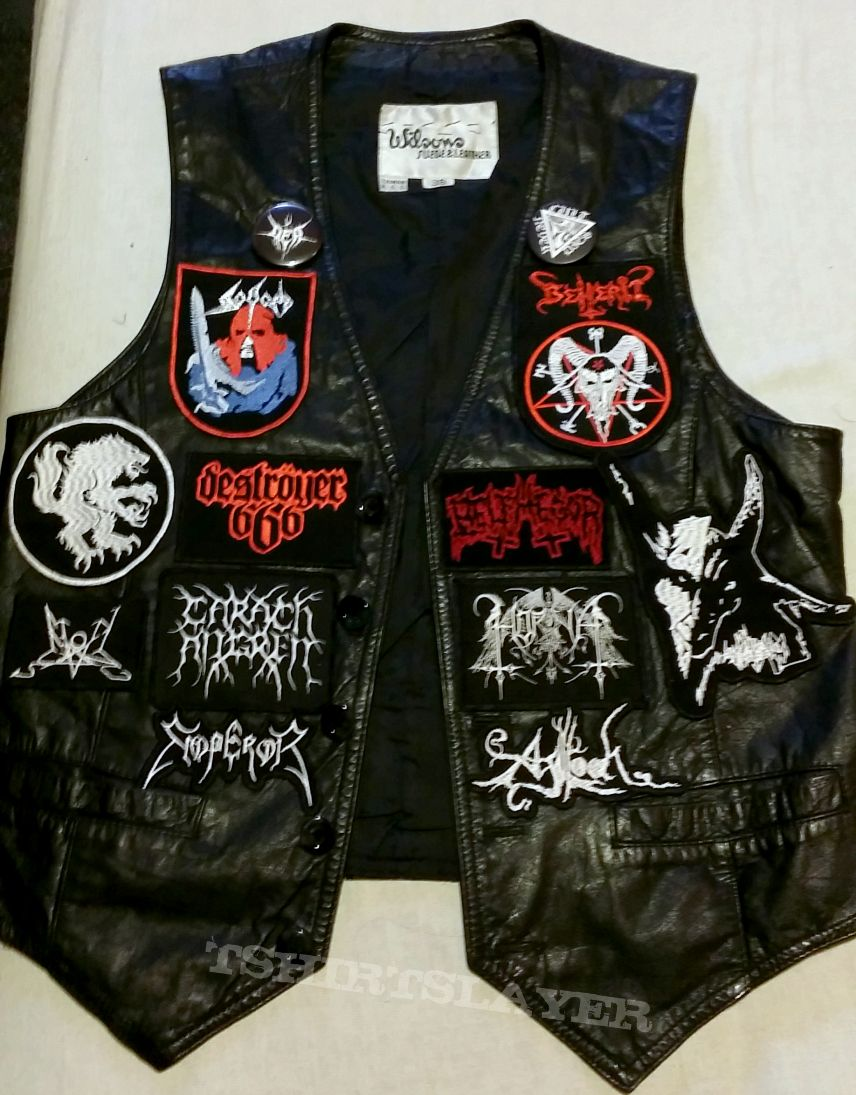 Battlevest almost done