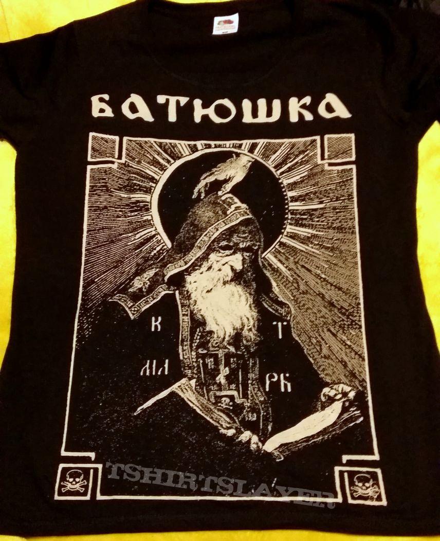 Batushka girlie shirt  c31d16ae7c1da