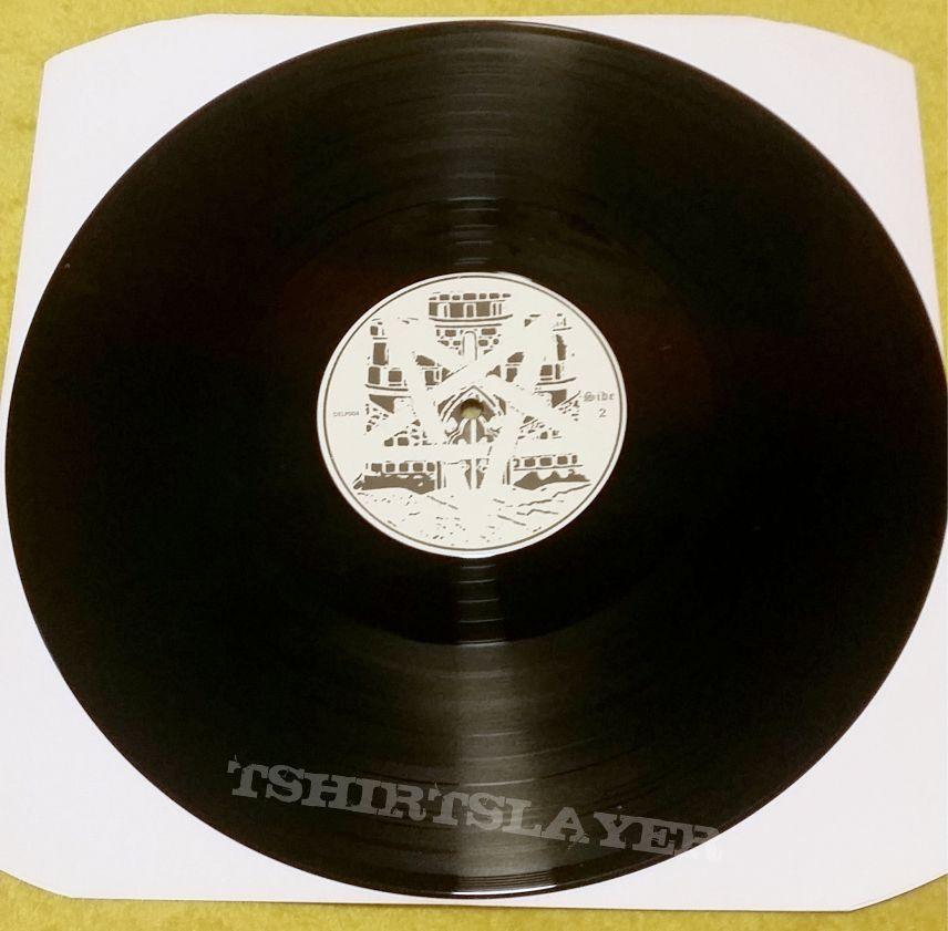 Taake - Hordalands Doedskvad Vinyl (Signed)